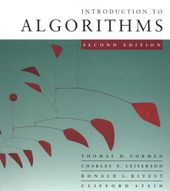 Buy me a book - Introduction To Algorithms