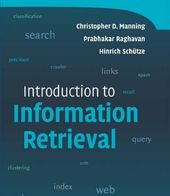 Buy me a book - Introduction To Information Retrieval